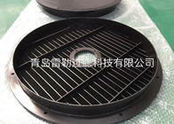 SS316L Abrasion Resistant Basket Mill Filter Screen