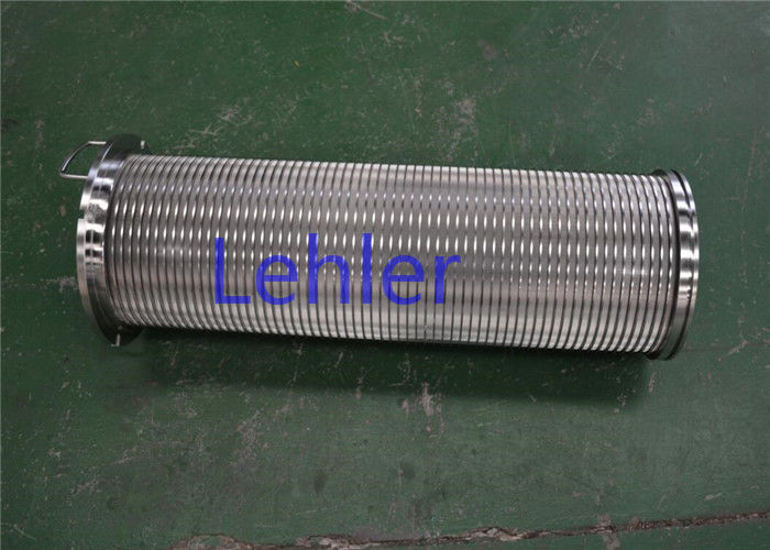 Slot 75 Y Strainer Filter Elements , Micron Pneumatic Screen Filter